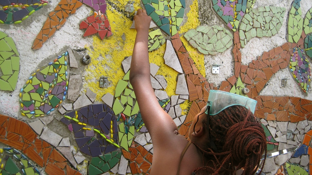 Project image for  Mosaic Mural Project With Youth in Haiti- Remembering Past, Celebrating Future