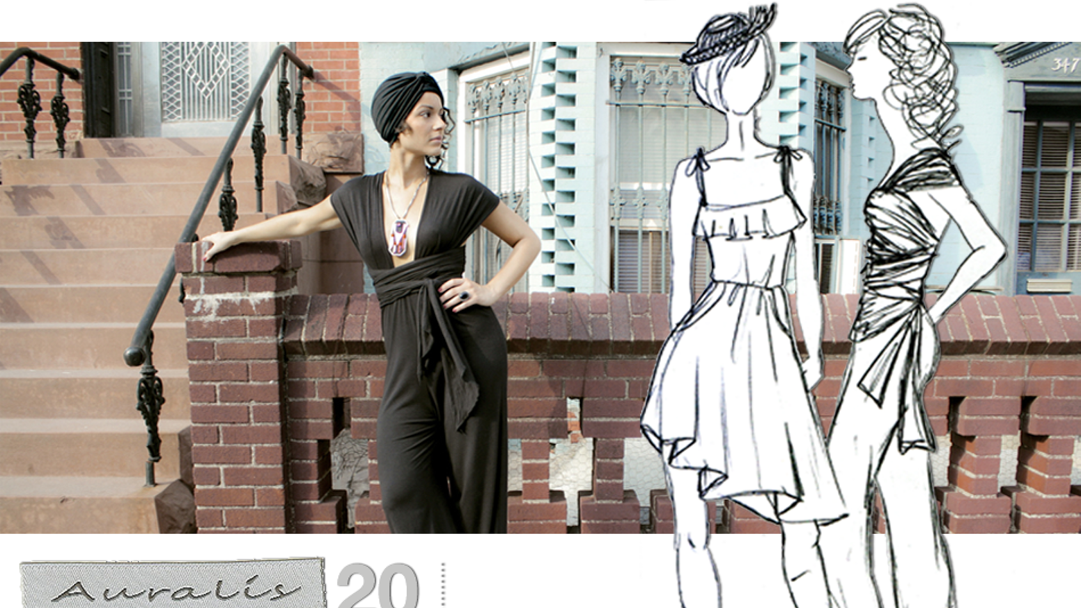 Be part of Auralis S2011! Bring together the sustainable fashion design industries in Puerto Rico and New York.