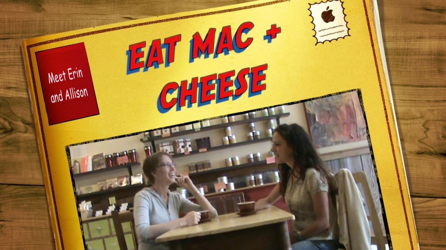 Eat mac cheese by homeroom kickstarter for Food s bar unloc