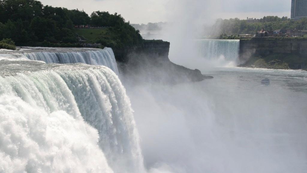 Niagara Falling project video thumbnail