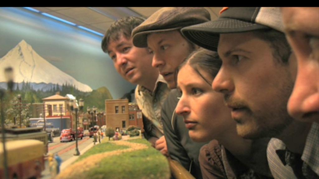 Blue Cranes Tour by Train project video thumbnail
