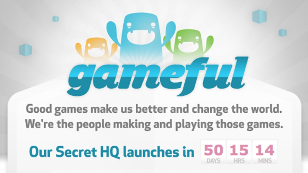 GAMEFUL, a Secret HQ for Worldchanging Game Developers project video thumbnail