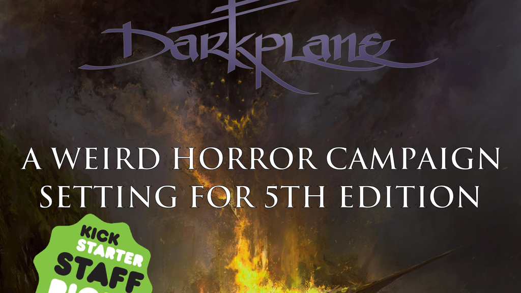 Darkplane: A Campaign Setting project video thumbnail