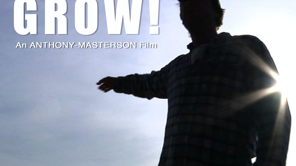 GROW! movie project video thumbnail