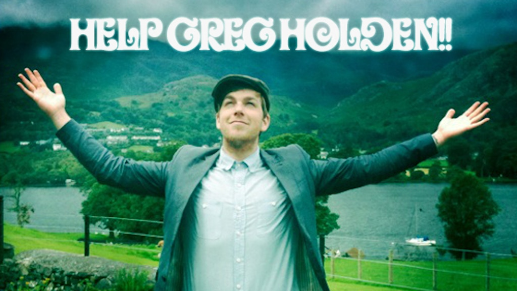HELP GREG HOLDEN FUND HIS NEW ALBUM! project video thumbnail