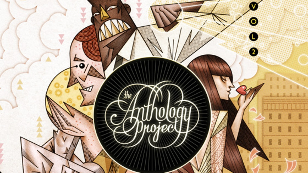The Anthology Project Vol 2: A Collection of Comics project video thumbnail