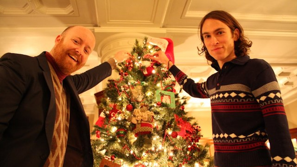 Merry Christmas - free album!! A good-willed music project.  project video thumbnail