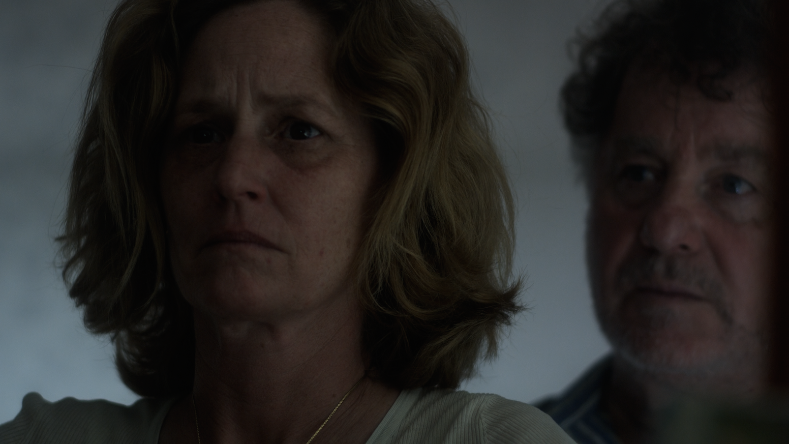 THE SEA IS ALL I KNOW is a powerful short film starring Academy Award  Nominated Melissa Leo, written and directed by Jordan Bayne.