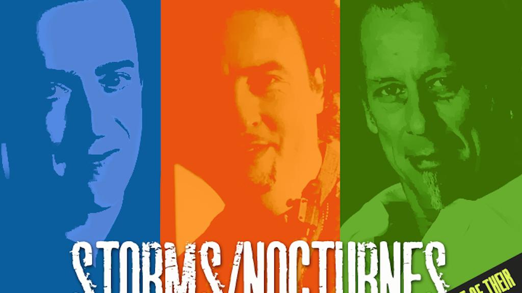Storms/Nocturnes' new album - Tim Garland, Geoffrey Keezer, Joe Locke project video thumbnail