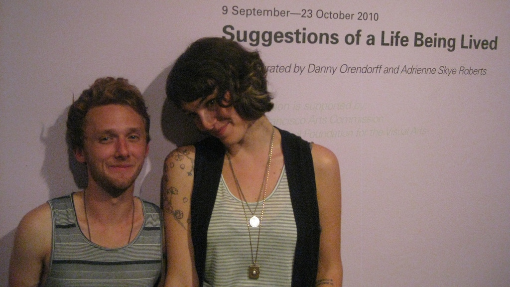 Suggestions of a Life Being Lived - Exhibition Catalog  project video thumbnail