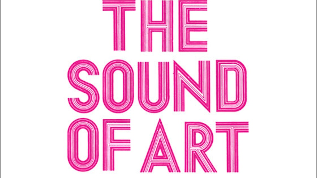 The Sound of Art project video thumbnail