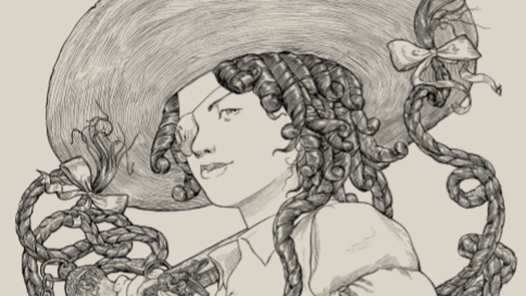 """Cursed Pirate Girl: """"Our Generation's Alice in Wonderland"""" Jeremy Bastian comic book project video thumbnail"""