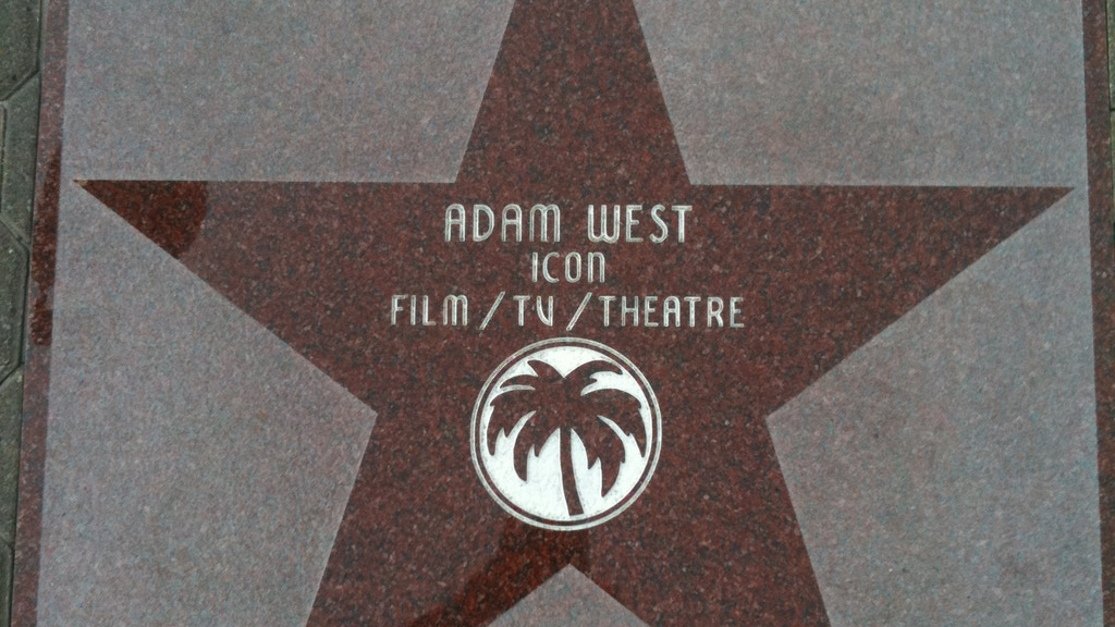 Starring Adam West  project video thumbnail