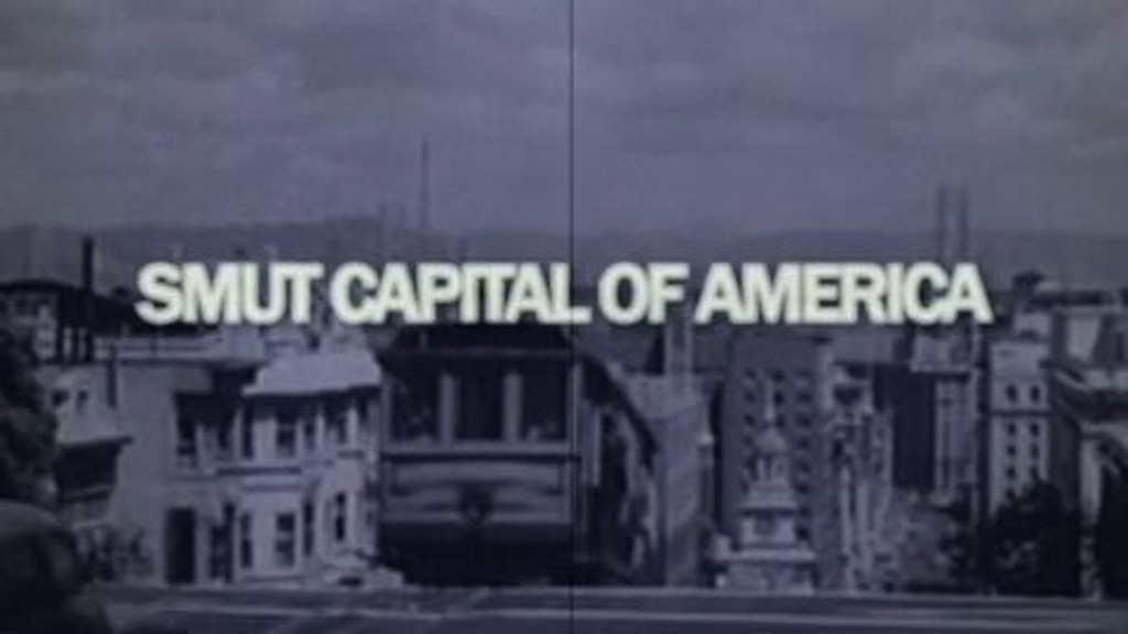 Smut Capital of America (Documentary Short) project video thumbnail