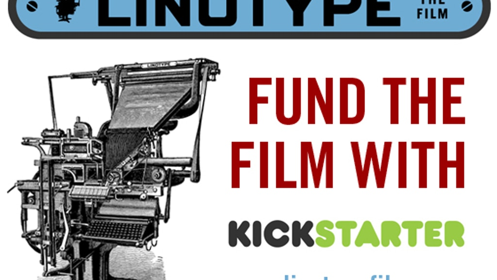 Linotype: The Film project video thumbnail