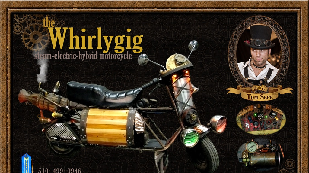 Get the Whirlygig to the Museum! project video thumbnail