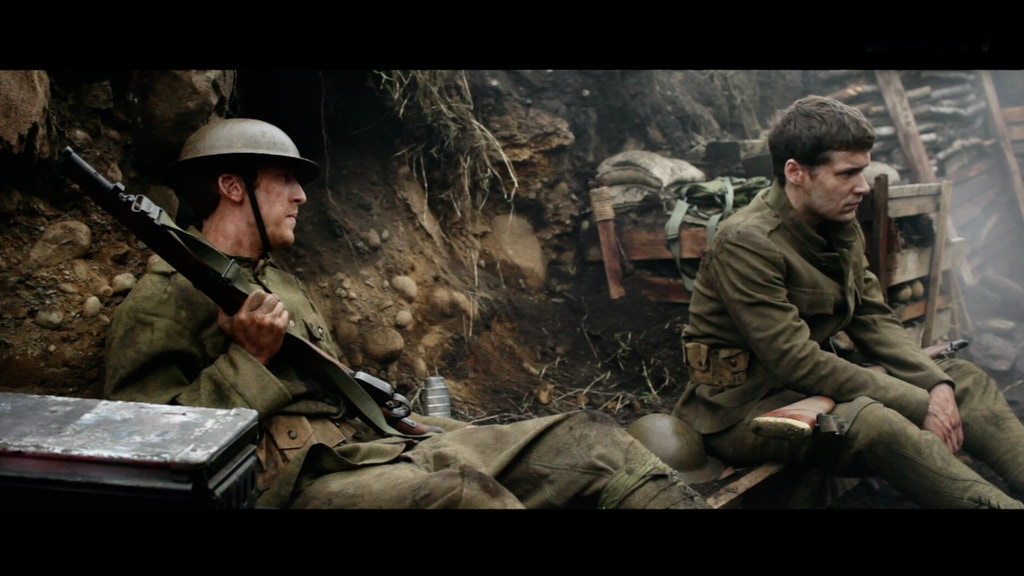 """""""Love and War"""" - a short film project video thumbnail"""