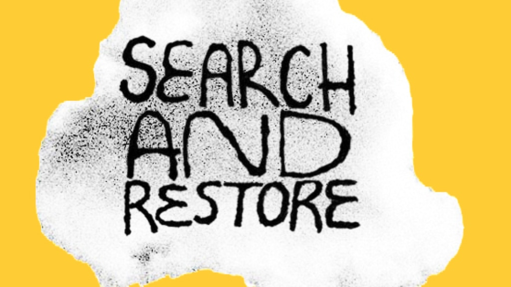 Search & Restore documents and unites the new jazz scene! project video thumbnail