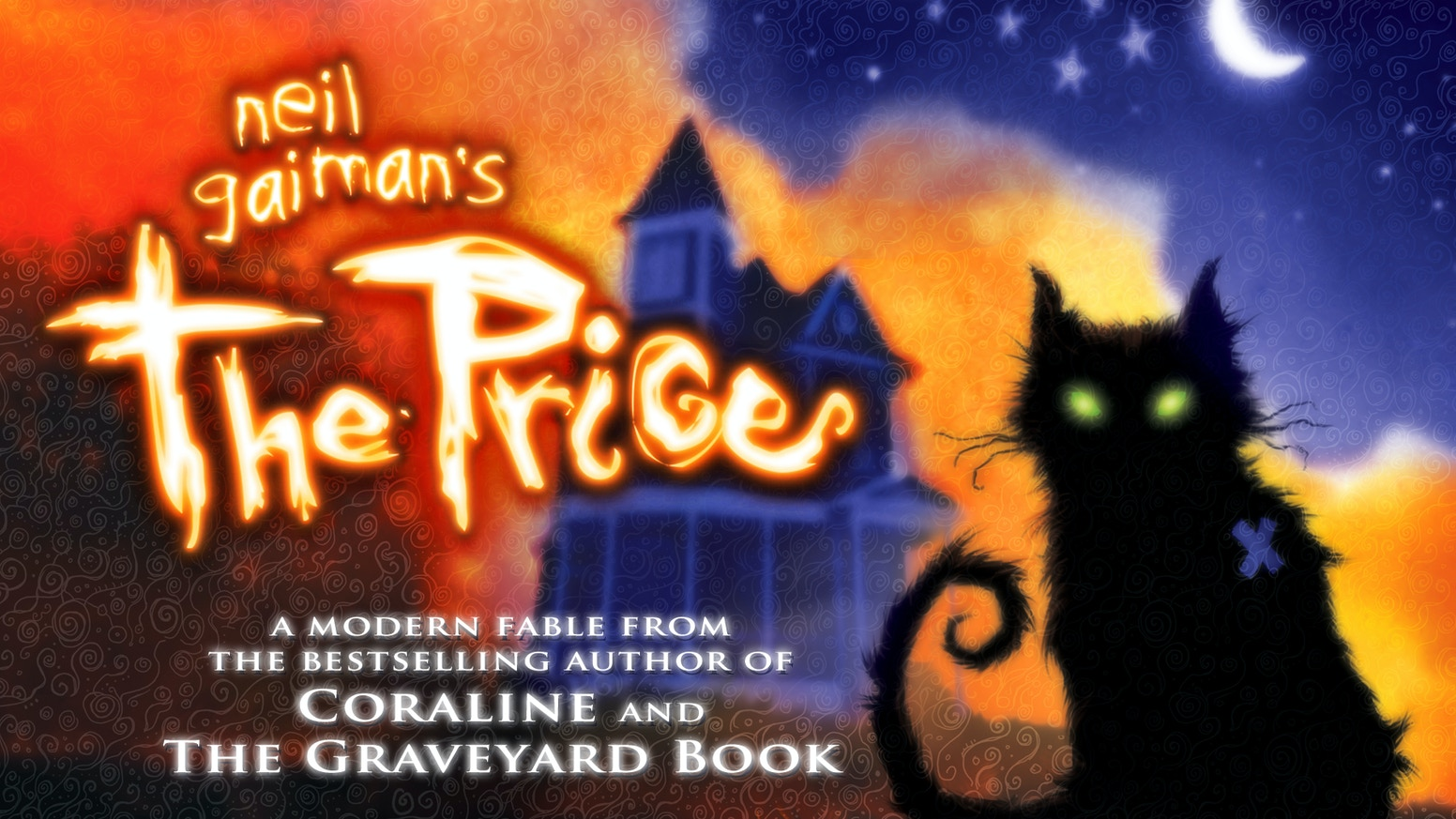 """A uniquely stylized CG animated film based on the short story """"The Price"""" by award-winning author Neil Gaiman."""