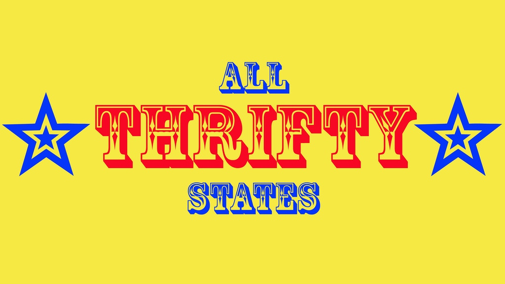 All Thrifty States: Documenting What Americans Throw Out project video thumbnail