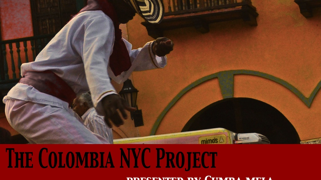 The Colombia NYC Project project video thumbnail