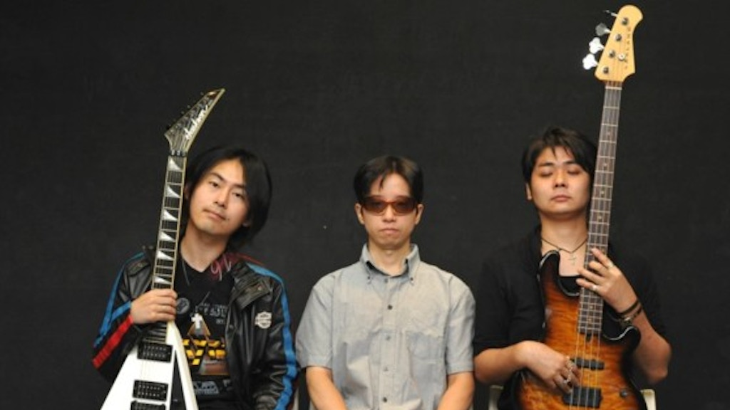 Japanese Christian Rock to tour USA!! project video thumbnail