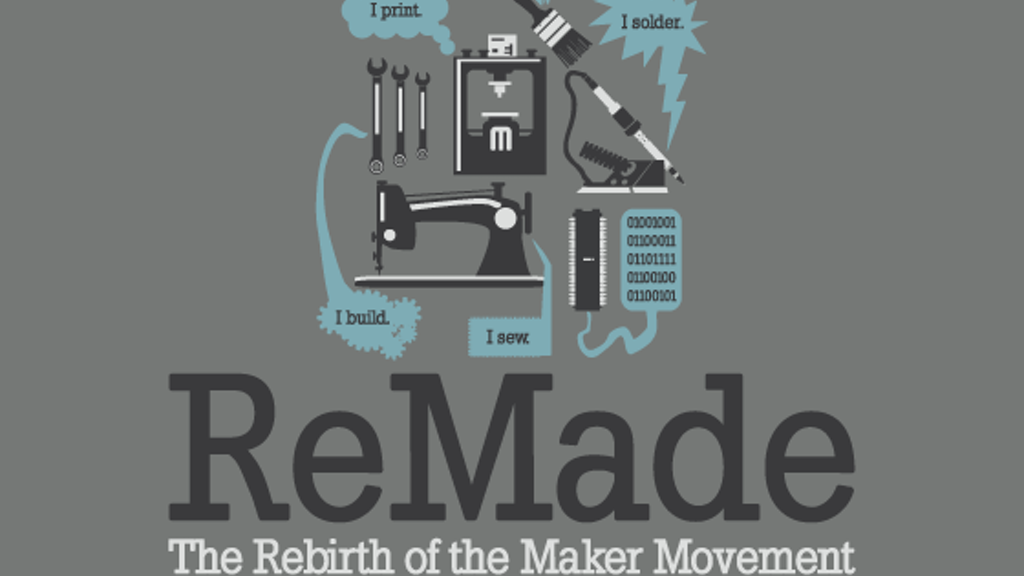 ReMade: The Rebirth of the Maker Movement project video thumbnail