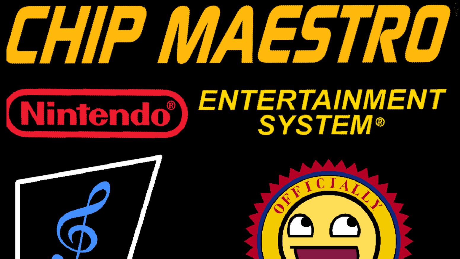 Chip Maestro - An NES MIDI Synthesizer Cartridge by Jarek Lupinski