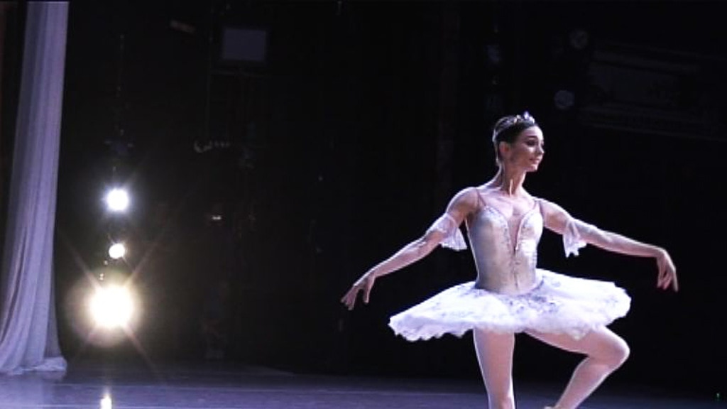 Masha, a portrait of ballerina Maria Kochetkova project video thumbnail