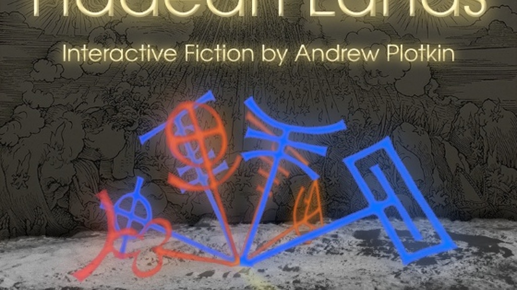 Hadean Lands: Interactive Fiction for the iPhone project video thumbnail