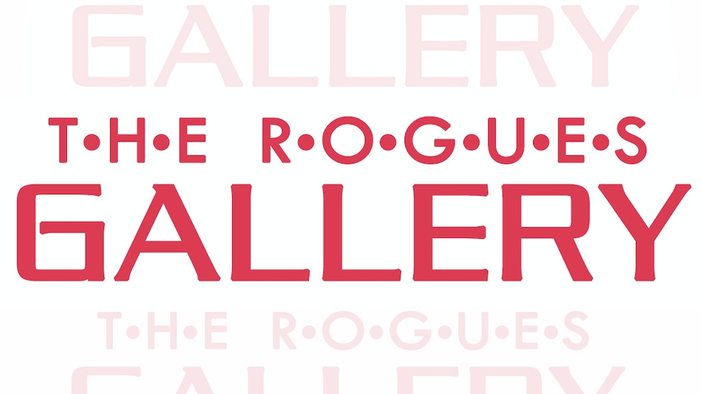 THE ROGUES GALLERY: Chicago's First Ever Original Comic Art Gallery project video thumbnail