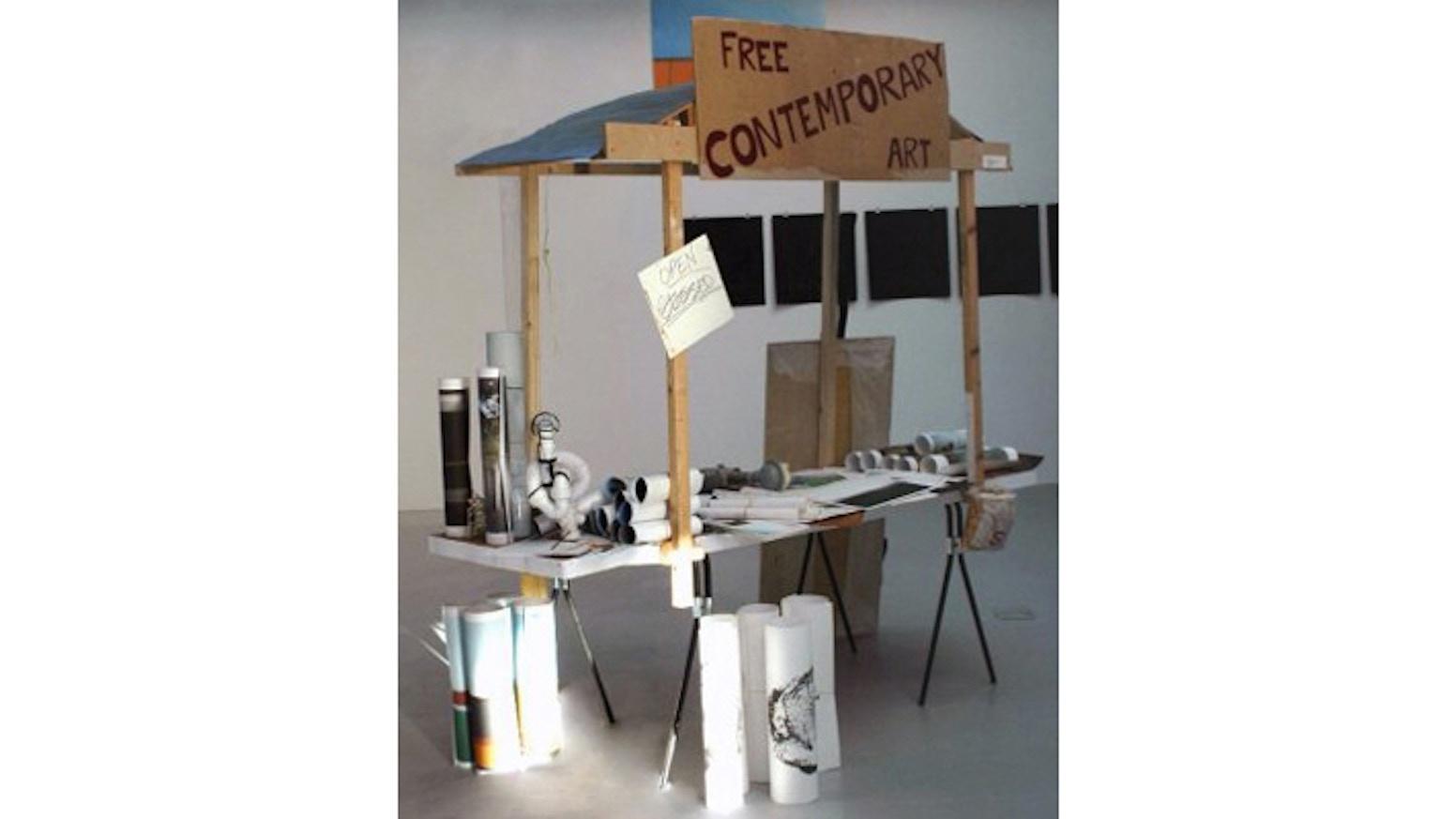 free art stand heads to miami by sean naftel updates kickstarter