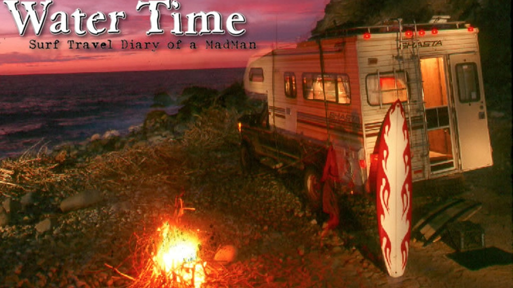 Water Time: Surf Travel Diary of a MadMan project video thumbnail