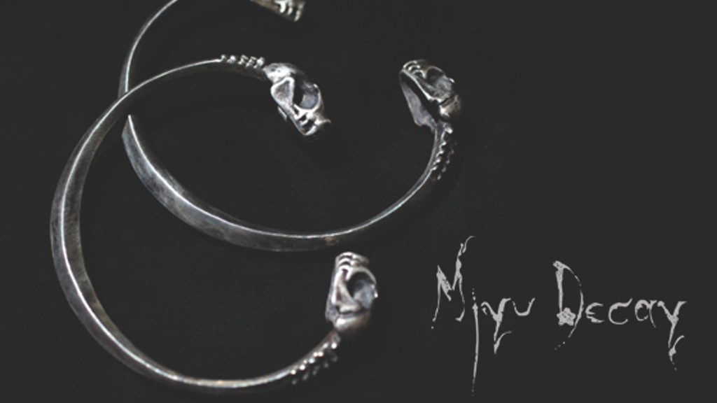 Miyu Decay Jewelry Line by Stephanie Inagaki project video thumbnail