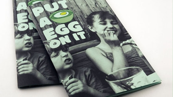 Put A Egg On It: Tasty Zine! #3 project video thumbnail
