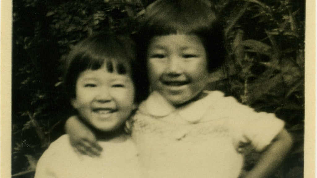 just beyond Hope: women's internment stories project video thumbnail