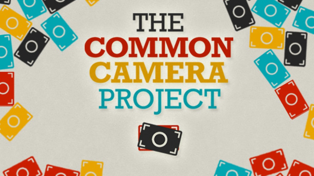 Common Camera Project: Disposables in Search of Inspiration project video thumbnail