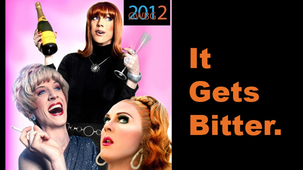Girls Will Be Girls 2012 - a sequel to the cult film project video thumbnail