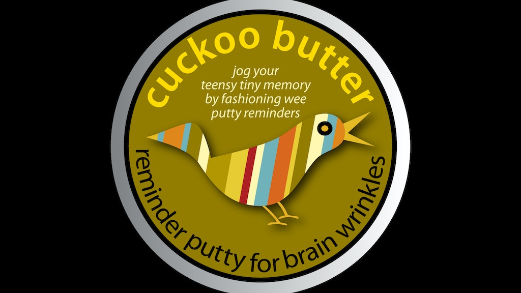 make playful reminders using cuckoo butter putty project video thumbnail
