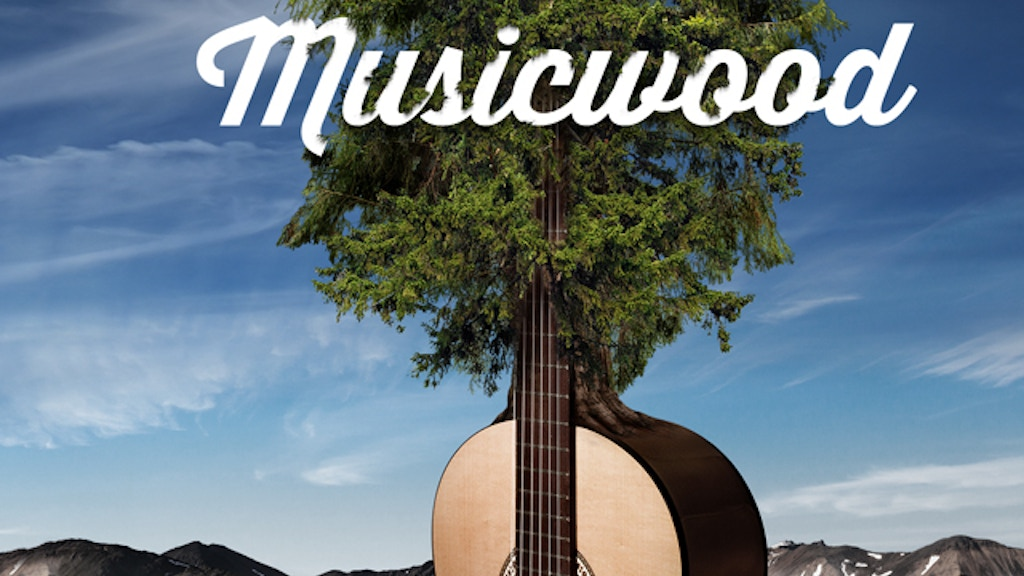The Musicwood Documentary project video thumbnail