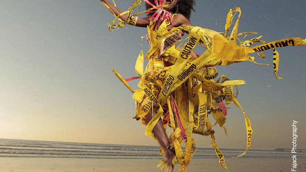 TRASHION: Marine Debris Makes a Splash on the World Stage project video thumbnail