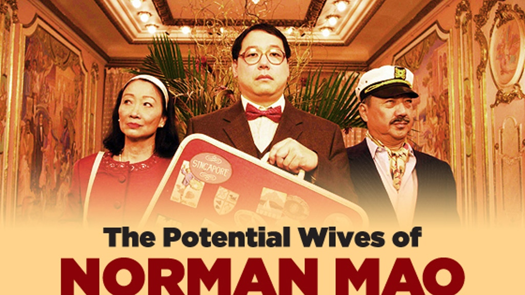 The Potential Wives of Norman Mao with George Takei project video thumbnail
