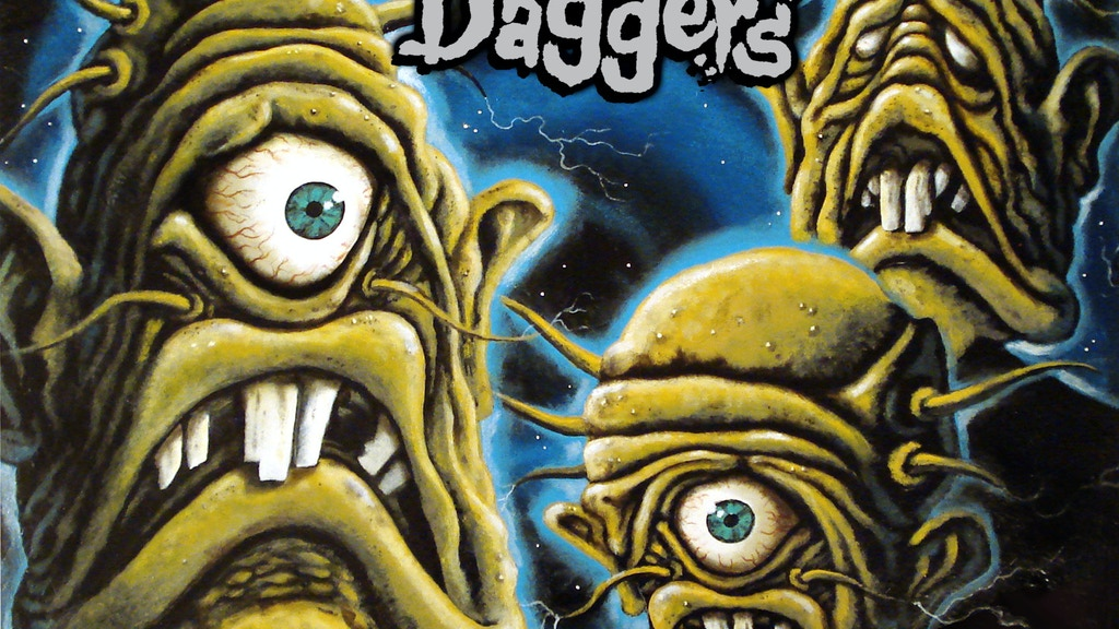 The Coffin Daggers Have Recorded Their Second LP! project video thumbnail