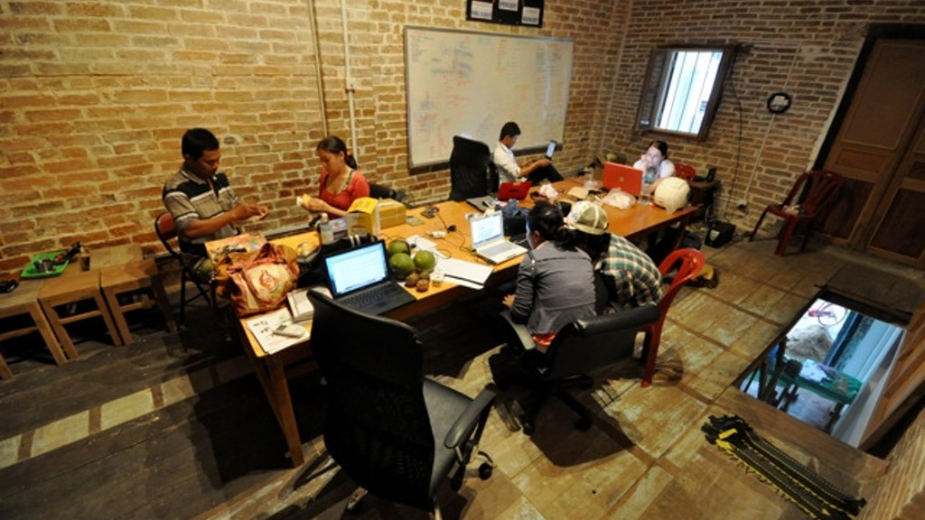 Coworking Collaboration & Coffee in Cambodia project video thumbnail