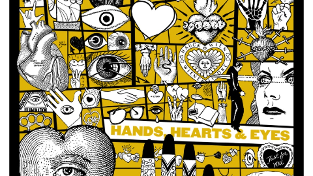 Crap Hound No. 5: Hands, Hearts & Eyes, 3rd Edition! project video thumbnail