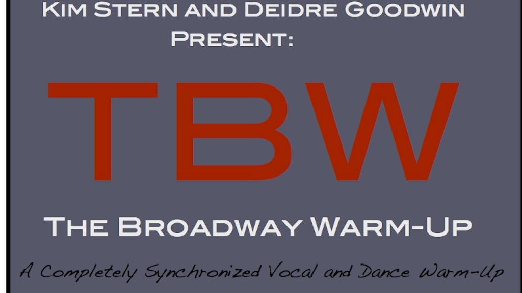Kim Stern & Deidre Goodwin present: The Broadway Warm-Up project video thumbnail