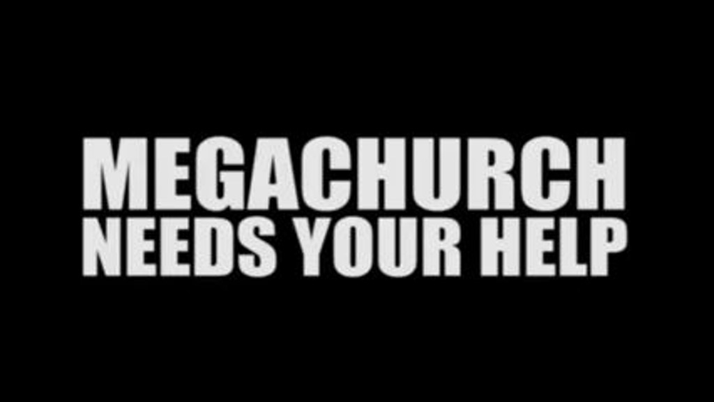 Pre-order the new Megachurch album project video thumbnail
