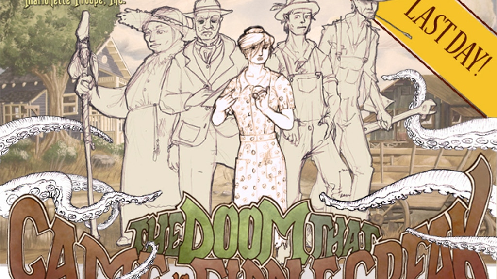 The Doom That Came to Fiddle Creak (Marionette Puppet Play) project video thumbnail