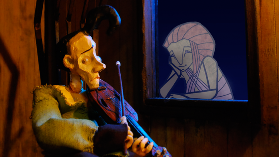 Moonchild: Animated Short Film project video thumbnail