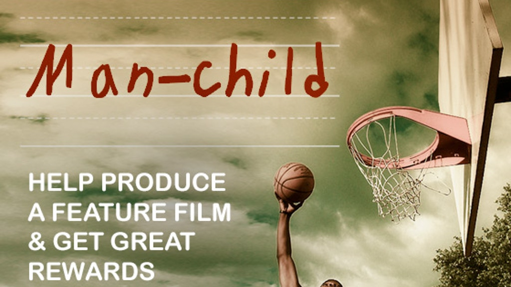 MAN-CHILD - Feature Film project video thumbnail